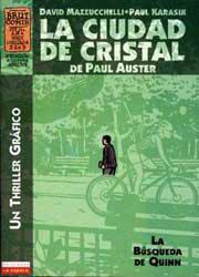 La Búsqueda De Quinn La Ciudad De Cristal 3 By Paul Karasik
