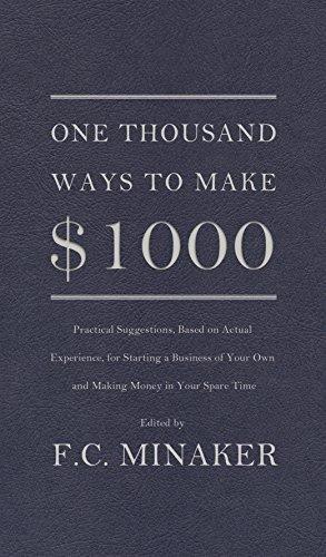 to make $1000