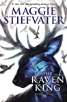 Book cover for The Raven King (The Raven Cycle, #4)