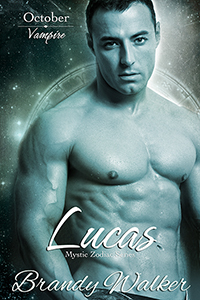 Lucas: October (Mystic Zodiac, #10)