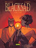 Blacksad vol. 3: Alma roja