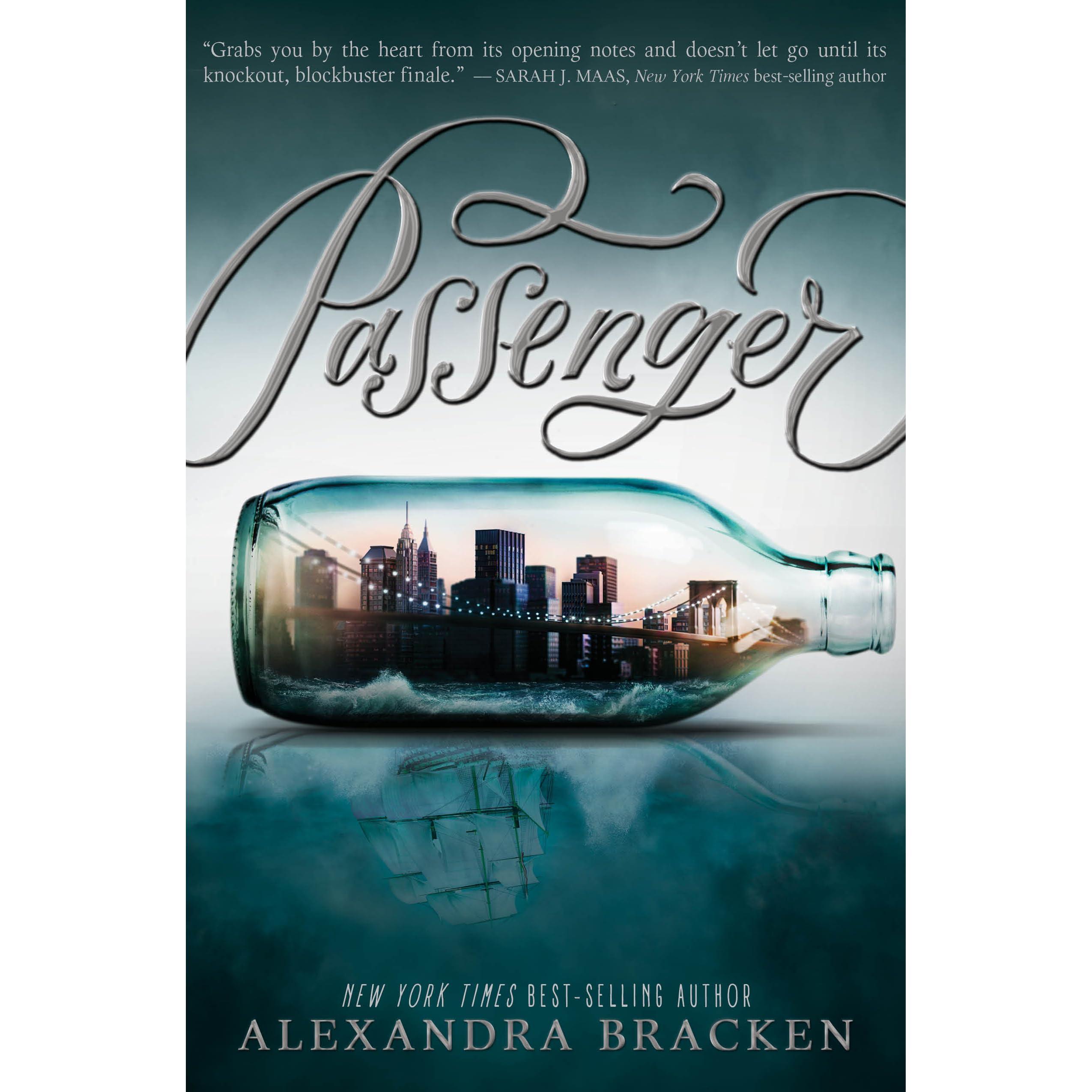 Passenger (Passenger, #1) by Alexandra Bracken