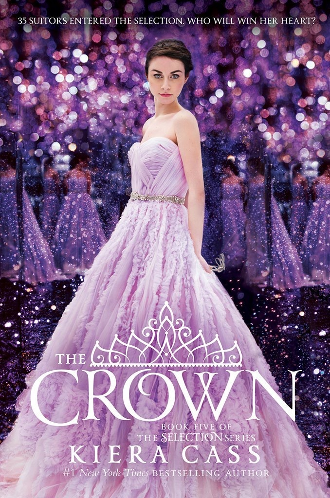 The Crown (The Selection #5) by  Cass, Kiera [M