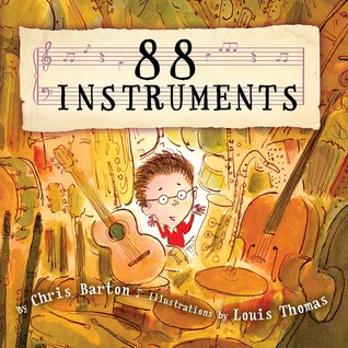 88 Instruments by Chris  Barton