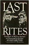 Last Rites: The Death of William Saroyan