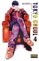 Tokyo Ghoul, Volumen 4 (Tokyo Ghoul #4)