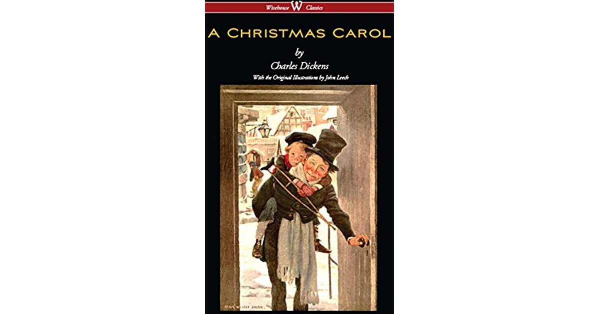 an analysis of a christmas carol a novella by charles dickens Charles dickens these are charles dickens's words to his readers in the introduction to his novella a christmas carol, first published in december 1843 the victorian english author seems to have been concerned that his readers might be put off, or even disturbed, by such a dark tale in the middle of the christmas season.