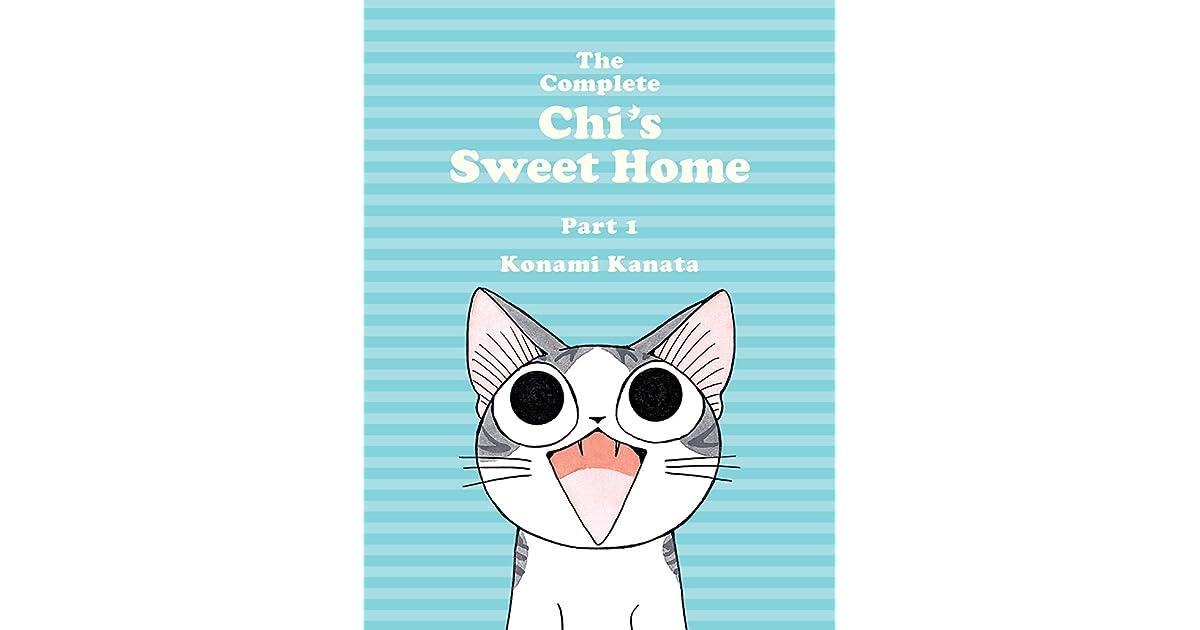 The plete Chi s Sweet Home Part 1 by Kanata Konami