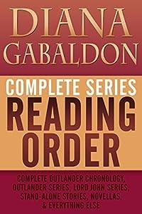 Diana Gabaldon Complete Series Reading Order