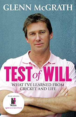 Test of Will What I've Learned from Cricket and Life