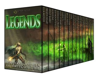 Legends (SF/Fantasy Box Set Vol.1)
