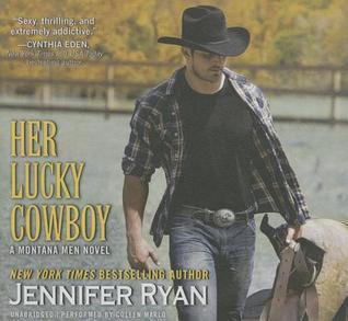Her Lucky Cowboy Montana Men 3 By Jennifer Ryan