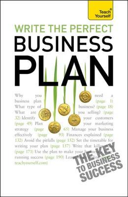 Writing the perfect business plan economic research paper format