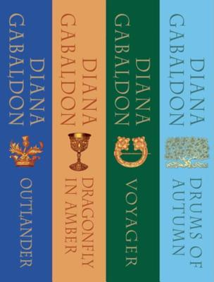 Outlander, Dragonfly in Amber, Voyager, Drums of Autumn
