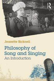 philosophy of song and singing