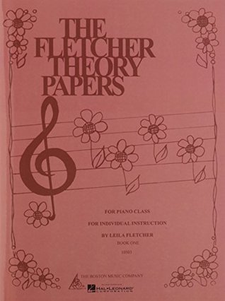 Fletcher Theory Papers: Book 1 by Leila Fletcher