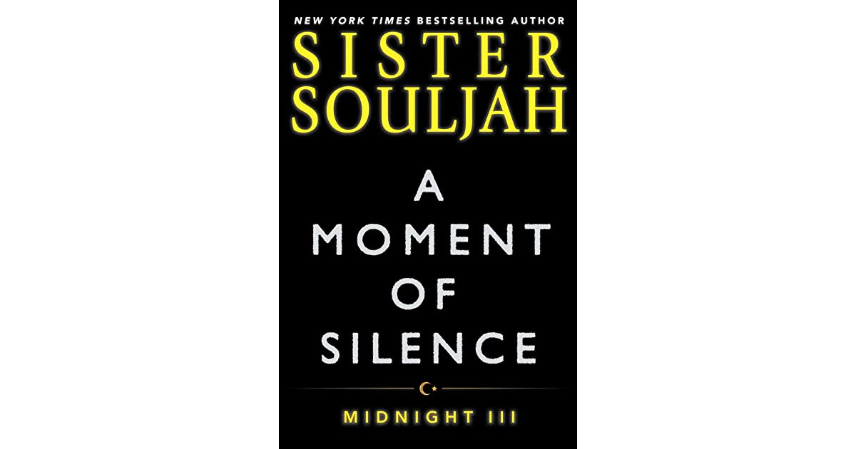 A moment of silence midnight iii by sister souljah fandeluxe Image collections