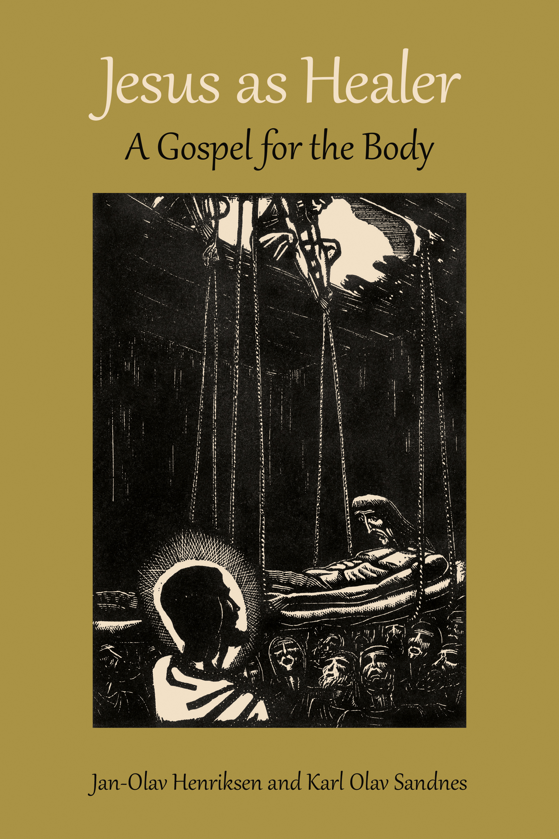 Jesus As Healer   A Gospel for the Body