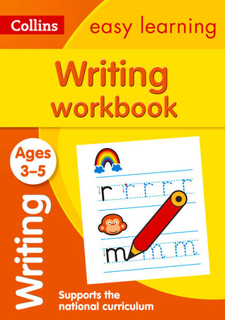 Writing Workbook Ages 3-5: Reception English Home Learning and School Resources from the Publisher of Revision Practice Guides, Workbooks, and Activities. (Collins Easy Learning Preschool) thumbnail
