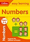 Numbers Ages 3-5: New Edition (Collins Easy Learning Preschool)