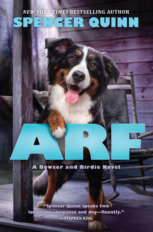 Arf by Spencer Quinn