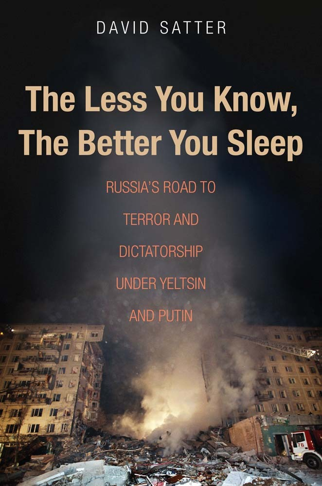 The Less You Know the Better You Sleep by David Sa