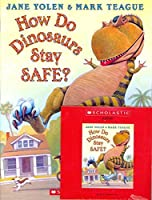 How Do Dinosaurs Stay Safe? (Paperback and Read Along CD)
