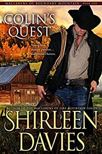 Colin's Quest (MacLarens of Boundary Mountain, #1)