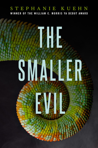 The Smaller Evil by Stephanie Kuehn