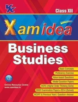 Xam Idea Business Studies for Class - 12