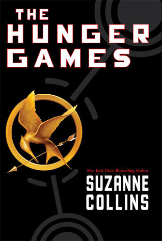 "Book cover of Suzanne Collins's ""The Hunger Games"""
