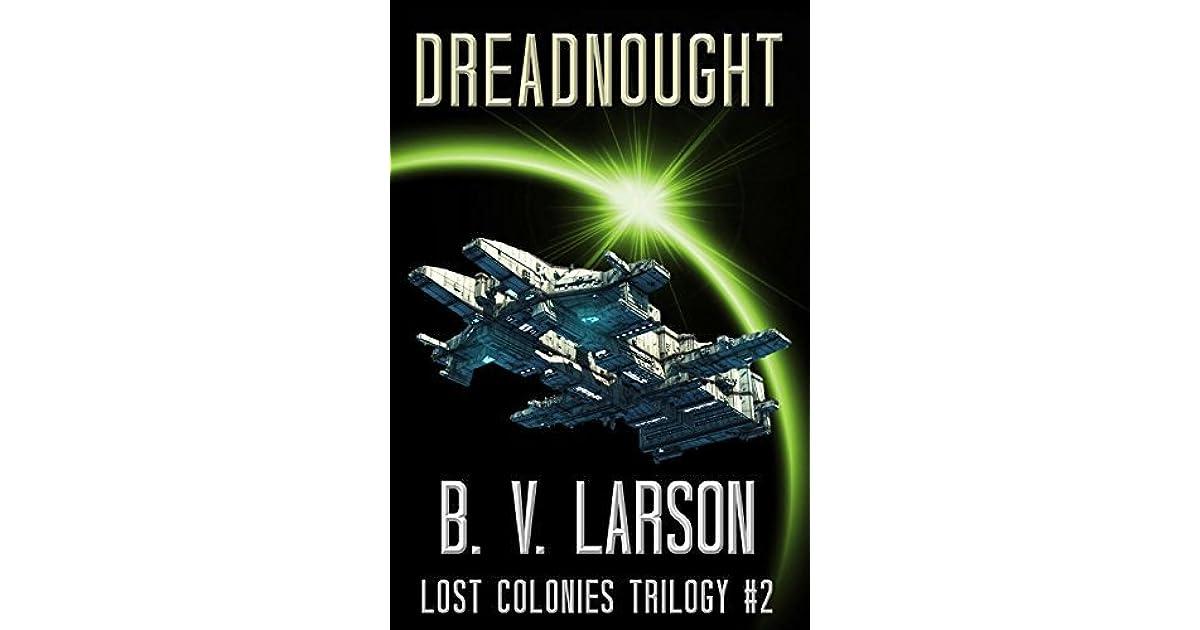 bv larson lost colonies