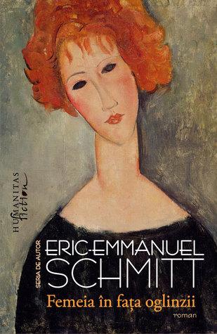 Femeia în fața oglinzii by Éric-Emmanuel Schmitt