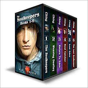 The Soulkeepers: Books 1-6 (The Souldkeepers, #1-6)