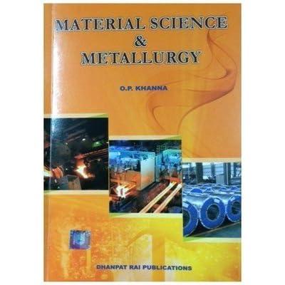 Material Science Book Op Khanna