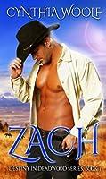 Zach (Destiny in Deadwood, #3)