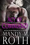Act of Command (Immortal Ops: PSI-Ops, #4)
