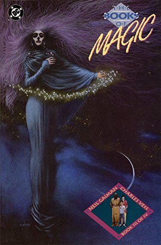 The Books of Magic (1990-) #3  by  Neil Gaiman