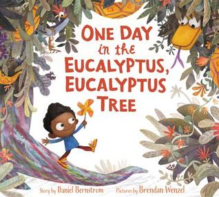 one day in the eucalyptus cover art