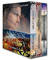 A'yen's Legacy, Volumes 1-3 (A'yen's Legacy)