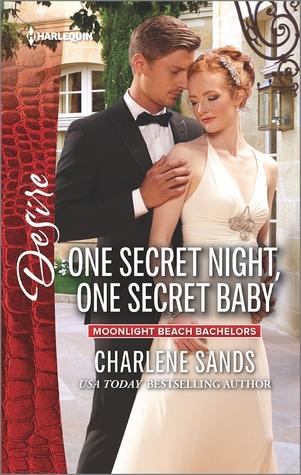One Secret Night, One Secret Baby (Moonlight Beach Bachelors, #3)