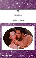 Cullen's Bride (March Madness Book 21)