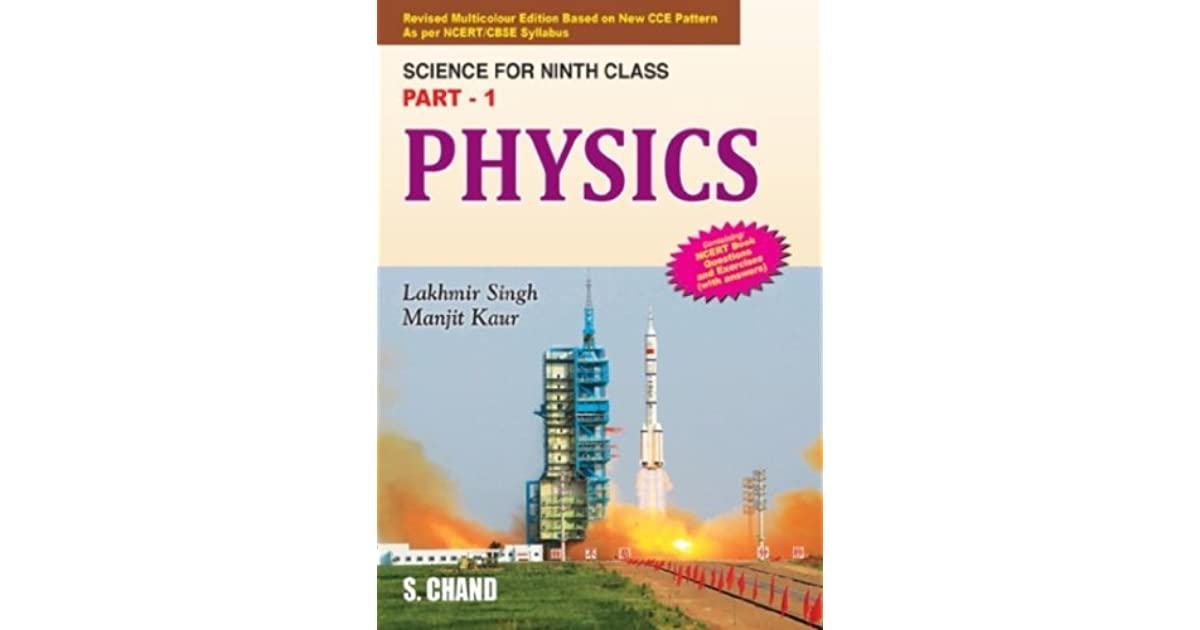 S Chand Chemistry Class 9 Pdf Part 1