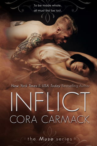 Inflict (The Muse, #2)