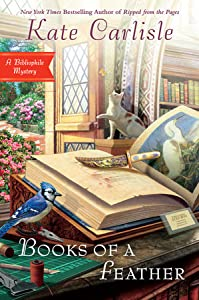 Books of a Feather (A Bibliophile Mystery, #10)