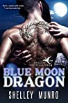 Blue Moon Dragon (Dragon Investigators, #1)
