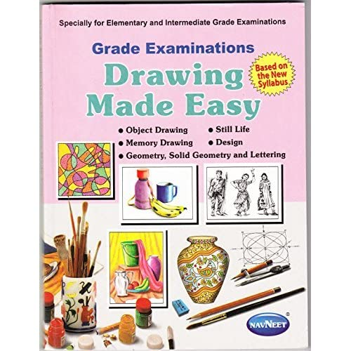 Grade Examination Drawing Made Easy by Subodh Narvekar