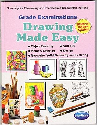 Grade Examination Drawing Made Easy By Subodh Narvekar