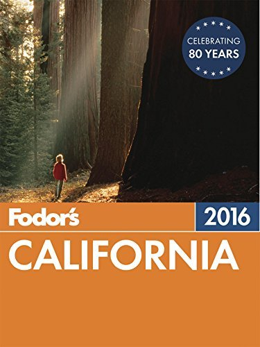 Fodor's California with the Best Road Trips