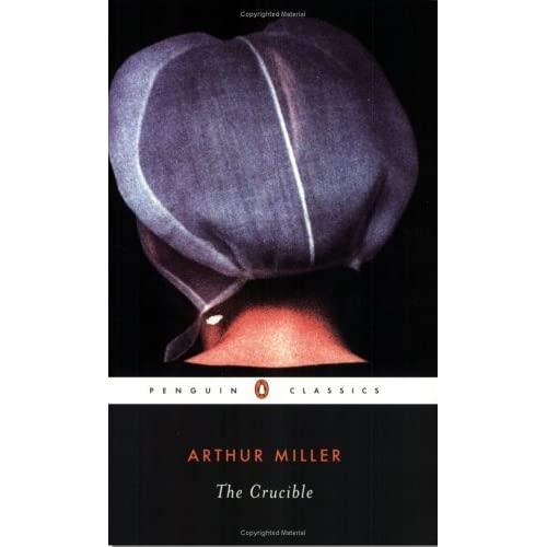 thesis of the crucible by arthur miller